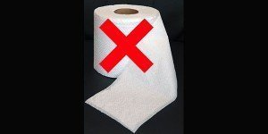 The Bum Gun Bidet Sprayers ban toilet paper